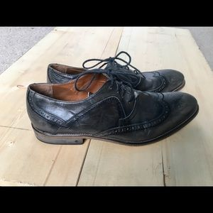 John Varvatos shoes made in Italy